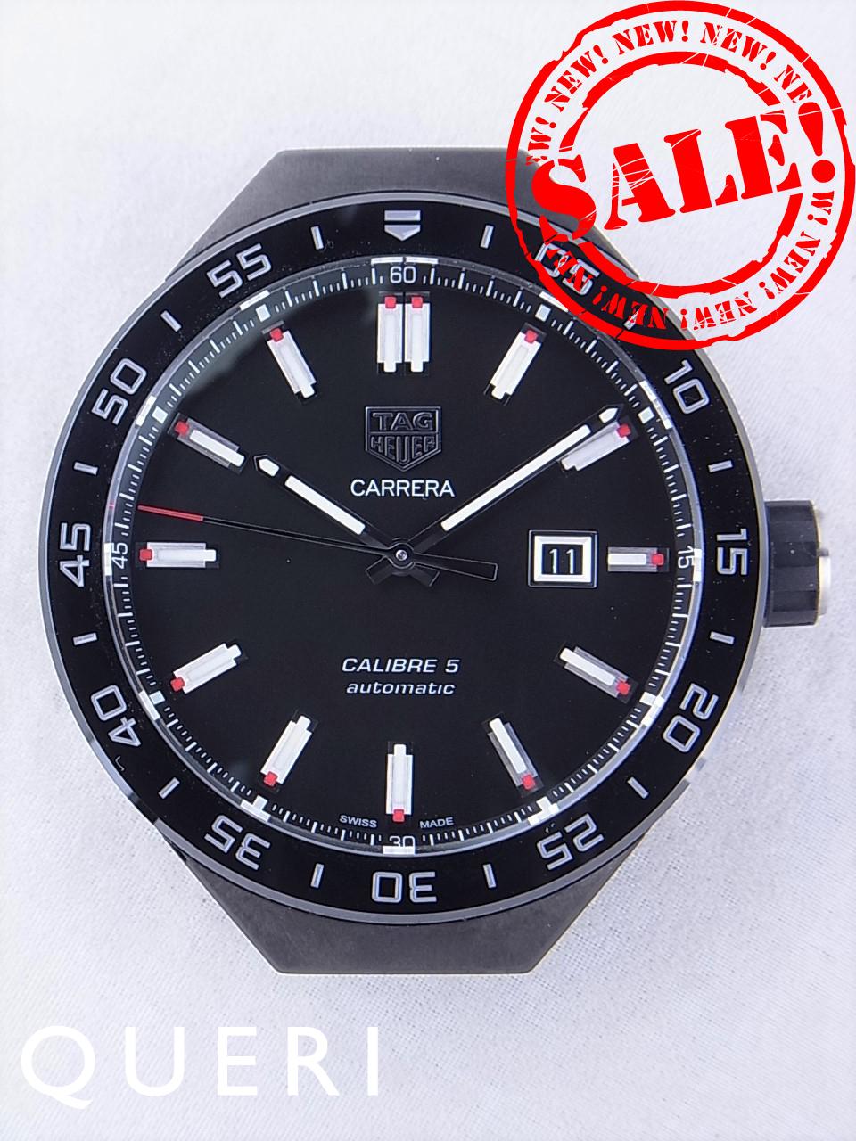 on sale 5efb7 be718 タグホイヤーコネクテッドモジュラー45 キャリバー5ヘッドAWBF2A80中古美品